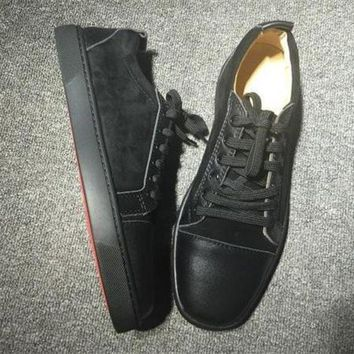 PEAPUX5 Cl Christian Louboutin Low Style #2039 Sneakers Fashion Shoes