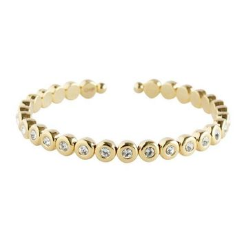 Classic Crystal Bangle