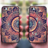 iPhone 5S case,Mandala,Best Friends,iphone 5C case,iphone 5 case,iphone 4 case,ipod 4 case,ipod 5 case
