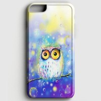 The Owl iPhone 8 Case