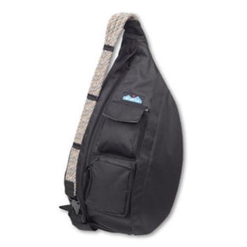 Black Kavu Rope Bag