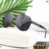 Versace Fashion New Polarized Leisure Glasses Eyeglasses Men 3#