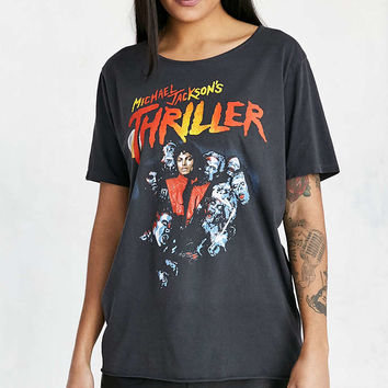 c3a86a37 Michael Jackson Thriller Tee - Urban from Urban Outfitters