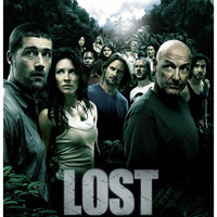 Lost TV Show Cast Poster 11x17