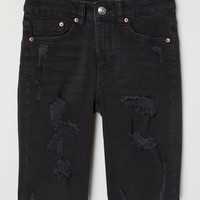 H&M Knee-length Denim Shorts $29.99