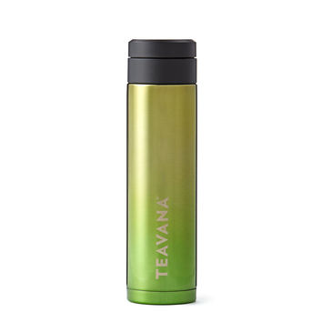 Shiny Green Gradient Tumbler