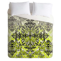 Pattern State Butterfly Tail Duvet Cover