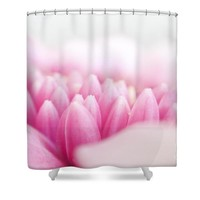 dreamy pink Shower Curtain for Sale by Ivy Ho