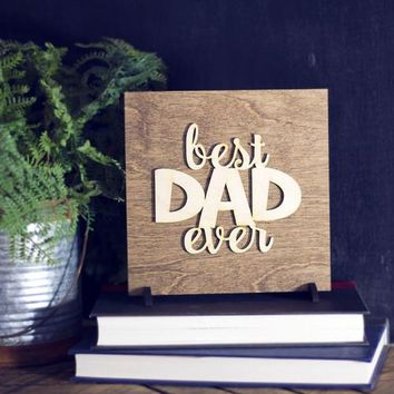 Father's Day Gift - Gifts for Dad - Office Decor