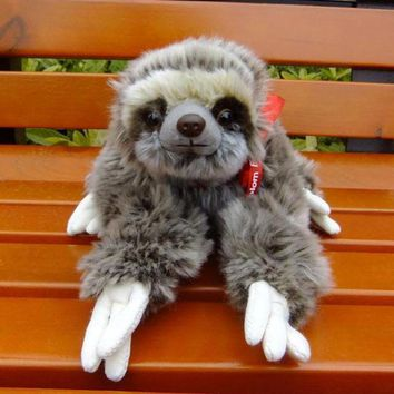 Sloth Stuffed Animal Plush Toy 11""