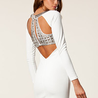 Faith Dress - Nly Trend - White - Party Dresses - Clothing - Women - Nelly.com Uk