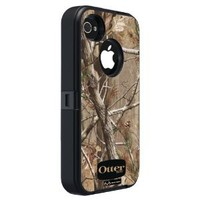 Amazon.com: OtterBox Defender Realtree Series for iPhone 4 & 4S - Black/AP Camo Pattern: Cell Phones & Accessories