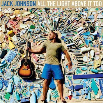 Jack Johnson - All The Light Above It Too LP