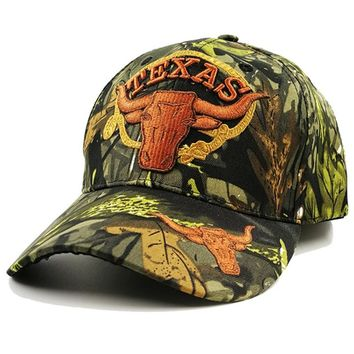 Camo Baseball Caps Men texas usa pride Army Cap Snapback cap hip hop women trucker hat Summer Dad hat for men  las vegas letters