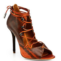 Shoes & Handbags - Shoes - Exotics - Saks.com
