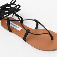 Steve Madden Werkit Lace-Up Sandals at PacSun.com