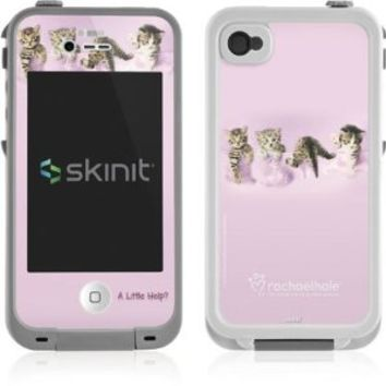Rachael Hale - A Little Help? - skin for Lifeproof iPhone 4/4s Case