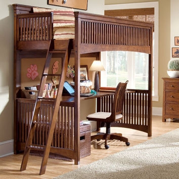 Bungalow Basics Loft Bed