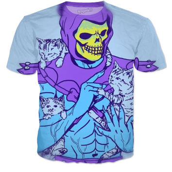 Skeletor the Cat Lover