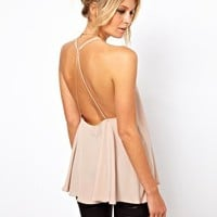ASOS Backless Cami at asos.com