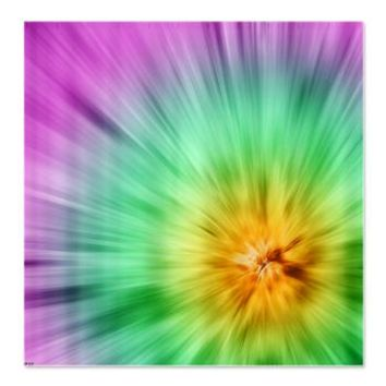Green And Purple Tie Dye Shower Curtain> Green And Purple Tie Dye> Perkins Designs