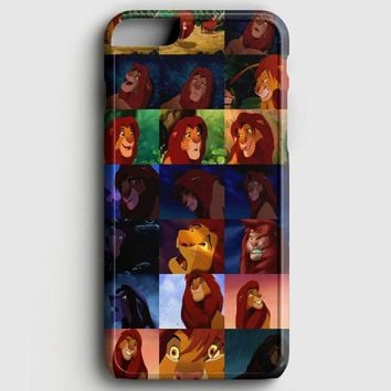 Simba The Lion King iPhone 8 Case