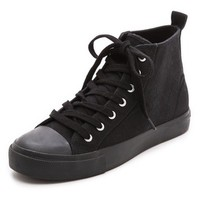 Cheap Monday Base High Top Sneakers | SHOPBOP