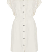 Casual Utility Shirtdress - Dresses - Clothing - Topshop USA