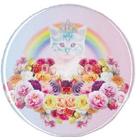 PRINCESS KITTY COMPACT MIRROR