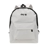 Day and Night Embroidered Backpack