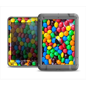 The Colorful Candy Apple iPad Mini LifeProof Nuud Case Skin Set