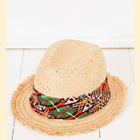 Beach Bum Fedora                    - Francesca's Collections