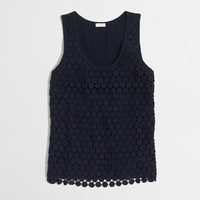 Factory tiered dot tank Top
