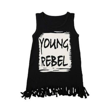 Girl Young Rebel Dress