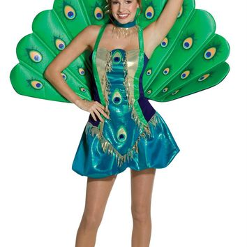 Peacock Costume for Halloween