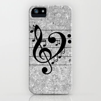 Love Music iPhone & iPod Case by RichCaspian | Society6