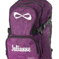 Personalized Nfinity Backpack   Cheer Bags   Team Cheer
