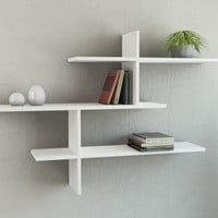 Leo Floating Wall Shelf