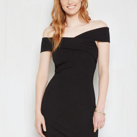 At Fierce Value Sheath Dress | Mod Retro Vintage Dresses | ModCloth.com