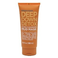 Formula Ten O Six Deep Down Detox Facial Masks, 3.4 Fluid Ounce