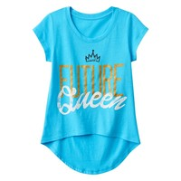 Disney's Descendants ''Future Queen'' Glitter Graphic Tee - Girls 7-16, Size: