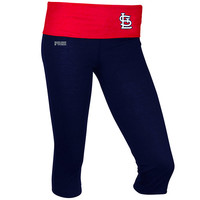 St. Louis Cardinals Women's Sublime Legging Capri by Concepts Sport - MLB.com Shop