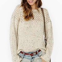 Candy Speck Sweater