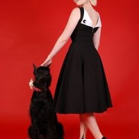 Jazmin Circle Black | Bettie Page Clothing