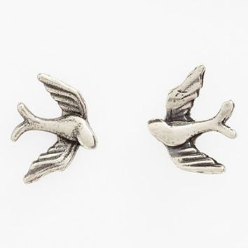 Toddler Girl's Tomas Swallow Sterling Silver Stud Earrings