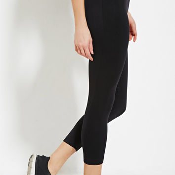 f58b32de706792 Active Seamless Capri Leggings from Forever 21 | Clothes