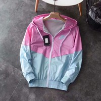 NIKE thin summer sun protection jacket coat
