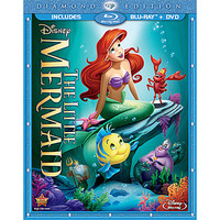 Disney The Little Mermaid 2-Disc Combo Pack | Disney Store