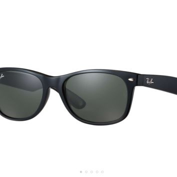 Ray Ban Sunglasses - NEW WAYFARER CLASSIC Black