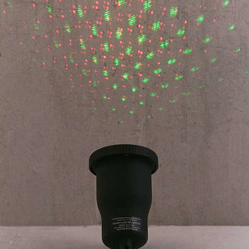 Holiday Pattern-Changing Laser Projection Light | Urban Outfitters